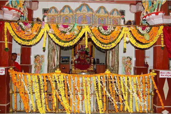 Khambhat, Sikotar Maa Temple, Khambat